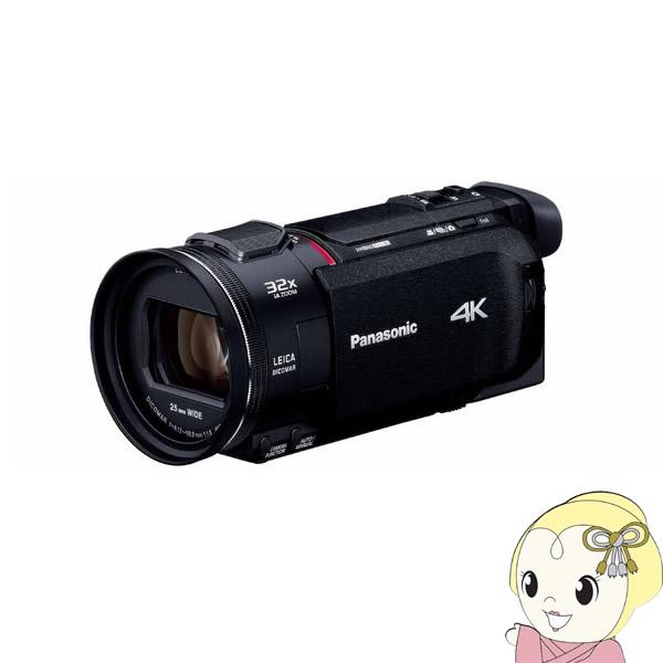 [予約 5月中旬以降]HC-WXF1M-K パナソニック デジタル4Kビデオカメラ【smtb-k】【ky】
