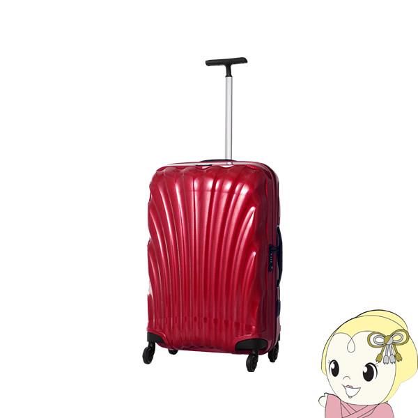 【あす楽】在庫僅少 【4~7泊程度の旅行に】V22-306-1726 並行輸入品 サムソナイト スーツケース コスモライト スピナー69 RED【/srm】