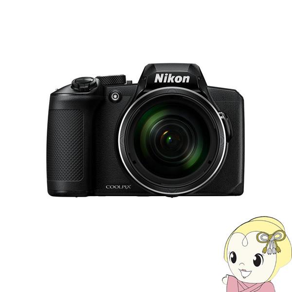 【キャッシュレス5%還元】ニコン デジタルカメラ COOLPIX B600 [ブラック]【/srm】【KK9N0D18P】