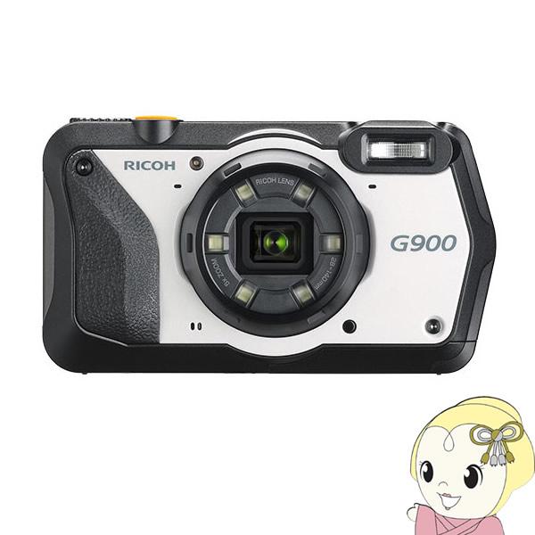 【キャッシュレス5%還元】リコー 業務用デジタルカメラ RICOH G900【KK9N0D18P】【/srm】
