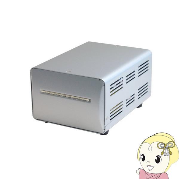 【キャッシュレス5%還元店】NTI-151 カシムラ アップダウントランス 海外国内用大型変圧器 220-240V/2000VA【smtb-k】【ky】
