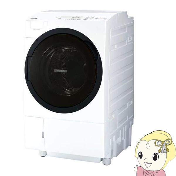 【設置込/左開き】 TW-117A8L-W 東芝 ドラム式洗濯乾燥機 11kg 乾燥7kg ZABOON グランホワイト【/srm】【KK9N0D18P】