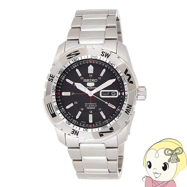 【キャッシュレス5%還元】【逆輸入品/日本製】 SEIKO 自動巻 腕時計 セイコー5 ファイブ スポーツ SNZJ05J1【/srm】