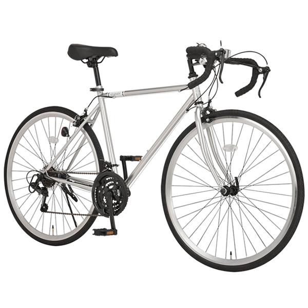 【メーカー直送】 Grandir Sensitive フレームサイズ 520mm ロードバイク シルバー【/srm】:ウルトラぎおん店