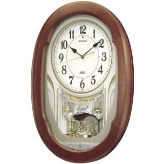 セイコー 電波掛時計 AM234H【smtb-k セイコー】【ky】, 正規通販:2bfbc2be --- officewill.xsrv.jp