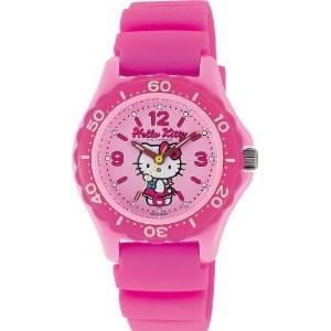 信頼の創業昭和39年 激安家電の老舗 シチズン 腕時計 HELLO Q KITTY 割引 マーケティング VQ75-230