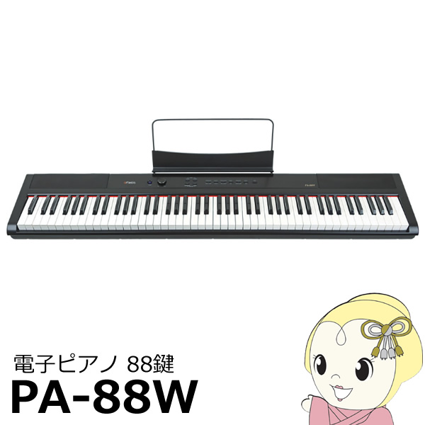 PA-88W-BK artesia 電子ピアノ 88鍵【smtb-k】【ky】