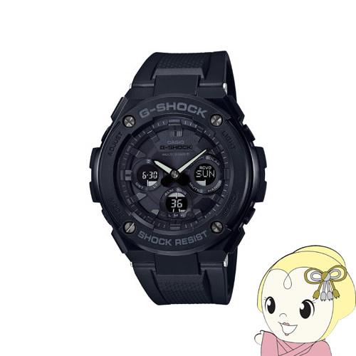 【あす楽】【在庫処分】カシオ 腕時計 G-SHOCK G-STEEL ミドルサイズ GST-W300G-1A1JF【smtb-k】【ky】