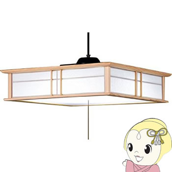[予約]LEDP95003PW-LD 東芝 E-CORE LED和風ペンダント 【コード吊】 ~12畳用 昼白色【smtb-k】【ky】