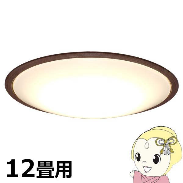 アイリスオーヤマ LEDシーリングライト 調光・調色タイプ ~12畳用 CL12DL-5.1WFM【smtb-k】【ky】【KK9N0D18P】