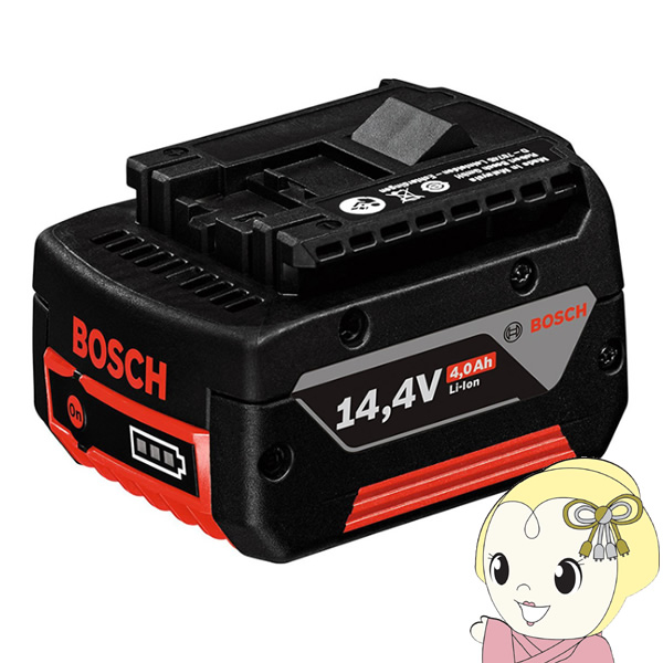 【キャッシュレス5%還元】A1440LIB BOSCH(ボッシュ) リチウムバッテリー 14.4V 4.0AH【/srm】