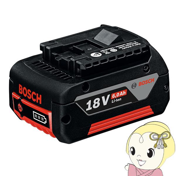 【キャッシュレス5%還元】A1860LIB BOSCH(ボッシュ) リチウムバッテリー 18V 6.0AH【/srm】