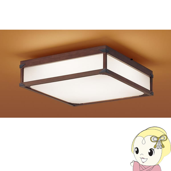 LGBZ2767 パナソニック LEDシーリングライト リモコン調光・リモコン調色・カチットF パネル付型 ~10畳【smtb-k】【ky】