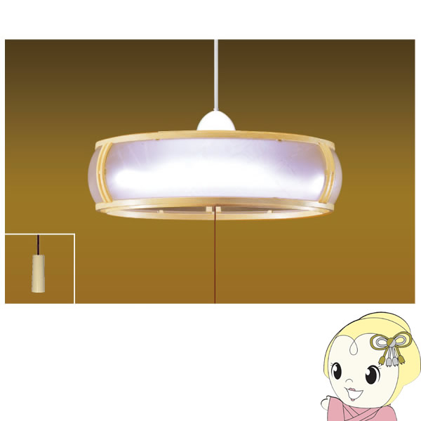 【キャッシュレス5%還元店】[予約]RV80065 タキズミ LED和風ペンダントライト (~8畳)【smtb-k】【ky】