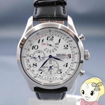 【あす楽】【在庫僅少】[逆輸入品] SEIKO クォーツ 腕時計 アラーム クロノグラフ パーペチュアル SPC131P1【smtb-k】【ky】