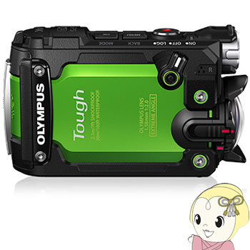 TG-TRACKER-GRN オリンパス フィールドログカメラ STYLUS TG-Tracker【smtb-k】【ky】