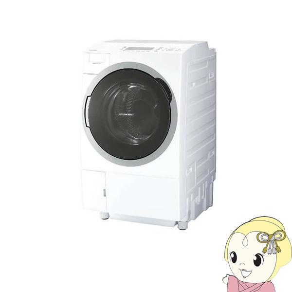 【京都市内限定設置込】【左開き】TW-117V6L-W 東芝 ドラム式洗濯乾燥機 洗濯・脱水11kg 乾燥7kg グランホワイト【smtb-k】【ky】