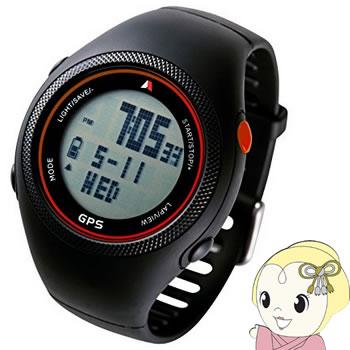 Shot Navi WT300-R アクティノ GPSランニングウォッチ 3気圧防水 走行記録(30回分) レッド【smtb-k】【ky】