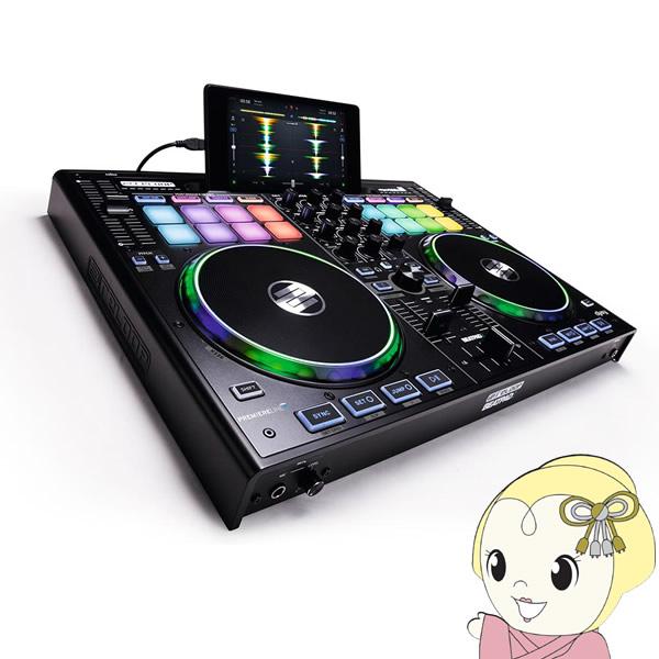 ディリゲント iOS/Androidデバイス対応DJコントローラ BEATPAD2【smtb-k】【ky】