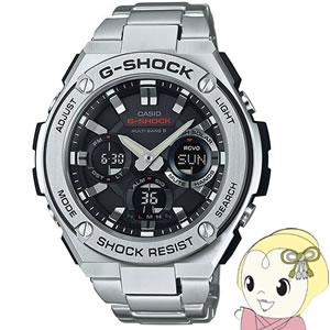 【あす楽】【在庫限り】カシオ 腕時計 G-SHOCK G-STEEL(Gスチール) GST-W110D-1AJF【smtb-k】【ky】