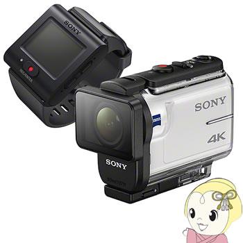 【キャッシュレス5%還元】FDR-X3000R ソニー デジタル4Kビデオカメラレコーダー アクションカム ライブビューリモコンキット【/srm】
