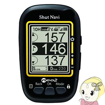 NEO2-B テクタイト 海外対応 Shot Navi NEO2 ブラック【smtb-k】【ky】
