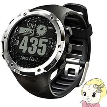 W1-FW-B テクタイト 腕時計型 Shot Navi ブラック【smtb-k】【ky】