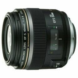 キヤノン 単焦点レンズ EF-S60mm F2.8 マクロ USM 焦点距離:60mm 対応マウント:キヤノンEFマウント系【smtb-k】【ky】【KK9N0D18P】