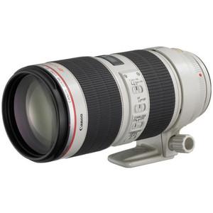 【キャッシュレス5%還元】キヤノン 望遠ズームレンズ EF70-200mm F2.8L IS II USM 焦点距離:70~200mm 対応マウント:キヤノンEFマウント系【/srm】【KK9N0D18P】