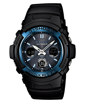 AWG-M100A-1AJF カシオ 腕時計 【G-SHOCK】 電波ソーラー MULTIBAND6 BASIC【smtb-k】【ky】