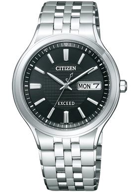 AT6000-52E シチズン 腕時計 エクシード エコ・ドライブ電波時計【smtb-k】【ky】