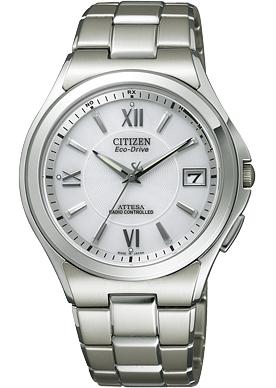 ATD53-2842 シチズン 腕時計 アテッサ エコ・ドライブ電波時計【smtb-k】【ky】