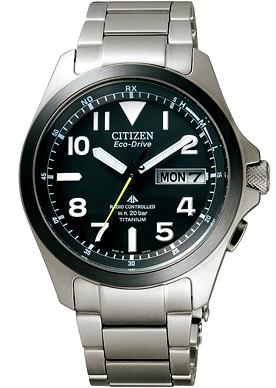 【キャッシュレス5%還元】PMD56-2952 シチズン 腕時計 プロマスター エコ・ドライブ電波時計【/srm】