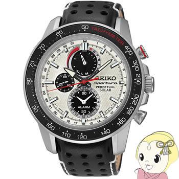 [逆輸入品] SEIKO ソーラー 腕時計 SPORTURA スポーチュラ SSC359P1【smtb-k】【ky】