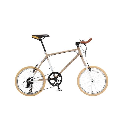 【メーカー直送】 260-GY ドッペルギャンガー 20インチ折りたたみ自転車 260 Parceiro【smtb-k】【ky】