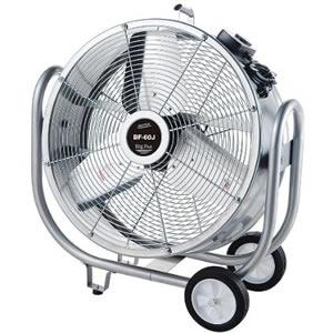 [予約]BF-60J ナカトミ 60cmビッグファン 業務用扇風機 「メーカー直送・個人宅配送不可・代引き不可」【smtb-k】【ky】【KK9N0D18P】