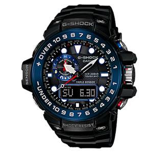 【あす楽】【在庫僅少】カシオ 腕時計 G-SHOCK GULFMASTER GWN-1000B-1BJF 【定番】【smtb-k】【ky】
