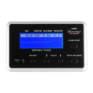 【キャッシュレス5%還元】LUHW ローテンシュラガー 自動巻き時計 計測器 ブラック LU11000BK【/srm】