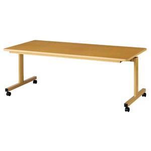 【メーカー直送】 MTM-1890 マキライフテック 組立式 跳ね上げ式テーブル 180幅【smtb-k】【ky】