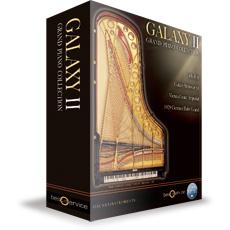 G2KP4 クリプトン・フューチャー・メディア ソフトウェア音源 GALAXY II GRAND PIANO / KP4【smtb-k】【ky】