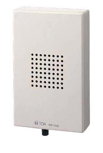 WT-1150 TOA ワイヤレスガイド ワイヤレススピーカー 9760012648300【smtb-k】【ky】