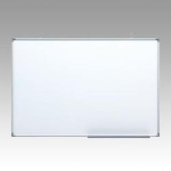 【キャッシュレス5%還元】CR-61361 日学 アルミ枠ホワイトボード ATシリーズ【/srm】