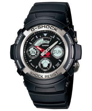 【キャッシュレス5%還元】AW-590-1AJF カシオ 腕時計 BASIC【G-SHOCK】【/srm】