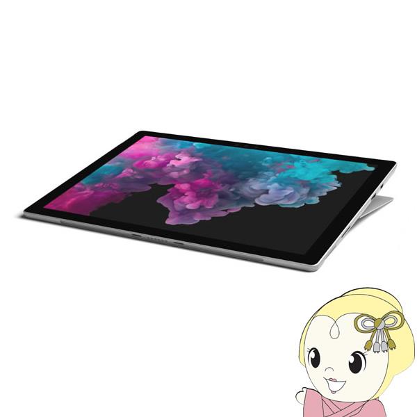 マイクロソフト Surface Pro 6 [Core i7/メモリ 8GB/ストレージ 256GB] KJU-00027 [プラチナ]【smtb-k】【ky】