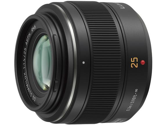 パナソニック 単焦点レンズ マイクロフォーサーズマウント系 LEICA DG SUMMILUX 25mm/F1.4 ASPH. H-X025【smtb-k】【ky】【KK9N0D18P】
