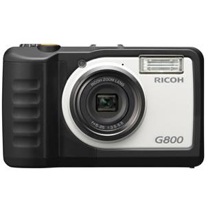 【キャッシュレス5%還元】リコー デジタルカメラ RICOH G800 【防水機能】【/srm】【KK9N0D18P】