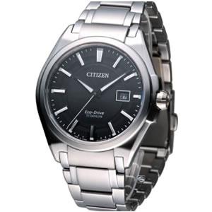 [逆輸入品] CITIZEN メンズ 腕時計 EcoDrive チタニウム BM6931-54E【smtb-k】【ky】