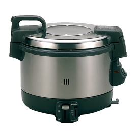 PR-3200S-LP パロマ 業務用電子ジャー付ガス炊飯器 1.6升【smtb-k】【ky】