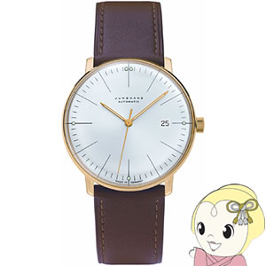 JUNGHANS max bill by junghans Automatic マックス ビル オートマティック デイト 027 7700 00【smtb-k】【ky】