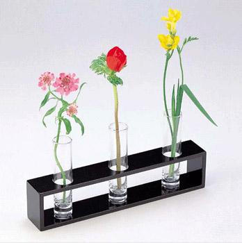 【フラワースタンド】木製 花器 花瓶 おしゃれ 上品 ギフト 母の日 贈り物 お祝い 誕生日 内祝 結婚祝い